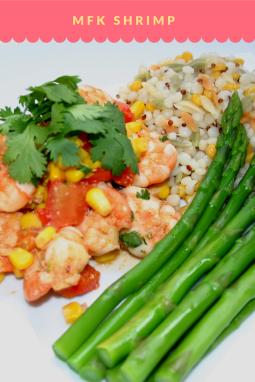 Macro Fit Kitchen Shrimp Plate