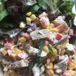 MFK Chicken Tarragon Salad