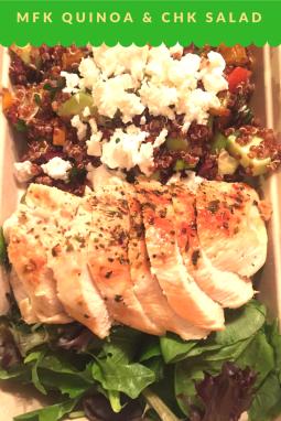 MFK Lunch: Quinoa Salad