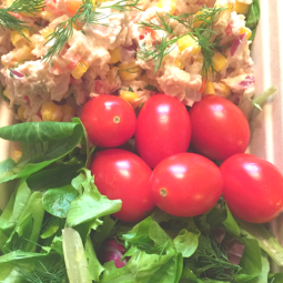 MFK Lunch: Tarragon Tuna Salad
